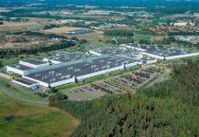 Volvo inaugura su primera fábrica cero emisiones