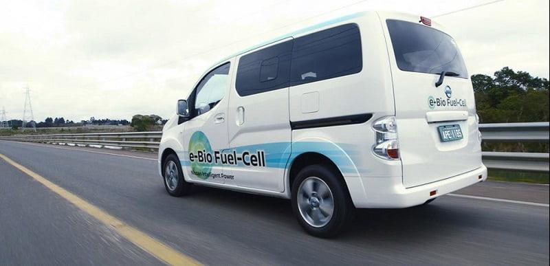 Nissan acuerda colaboración con la USP para el desarrollo de las celda de bioetanol
