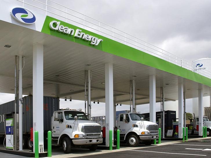 Total y Clean Energy invertirán U$S 400 MM para desarrollar infraestructura de biogás para uso vehicular