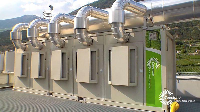 Capstone anuncia progresos significativos en la economía del hidrógeno