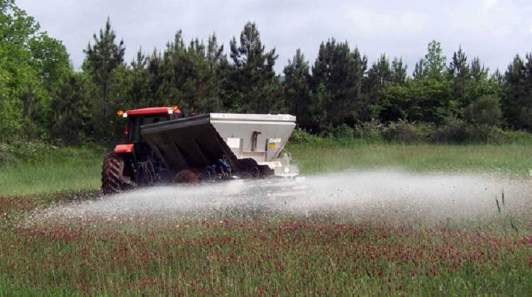 La huella de carbono en la agricultura se reduciría con fertilizantes de última generación