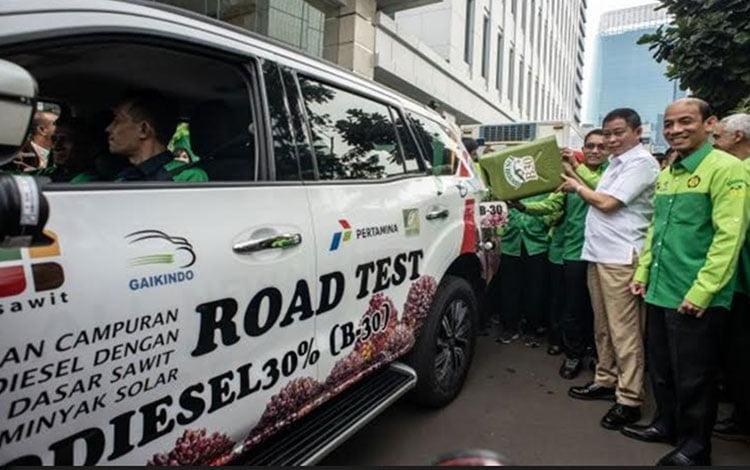 Indonesia en la recta final para subir la mezcla de biodiesel al 30%