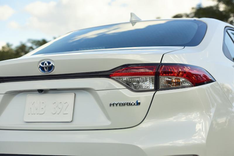 El Corolla Hybrid flex se agota en los concesionarios brasileros