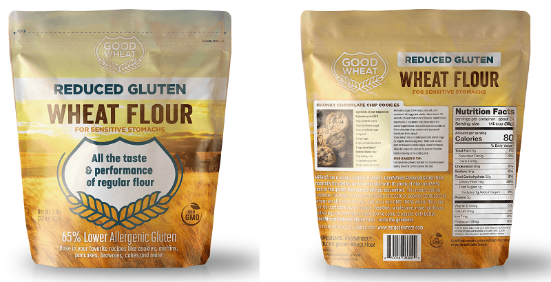 EEUU: lanzan venta online de harina de trigo baja en gluten