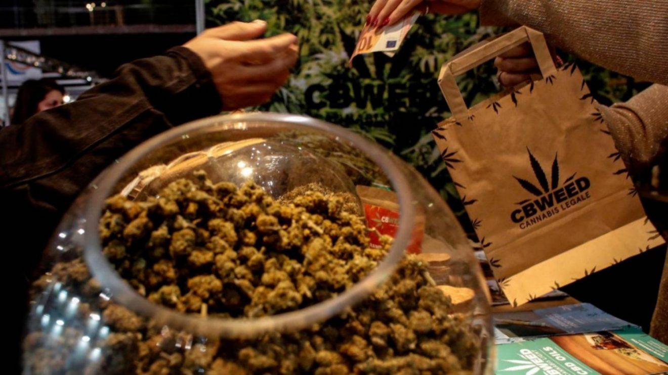 Los alimentos con cannabis llegan a las mesas de los italianos