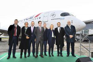 Airbus, Air France y Total impuslan el desarrollo de la industria francesa de biojet