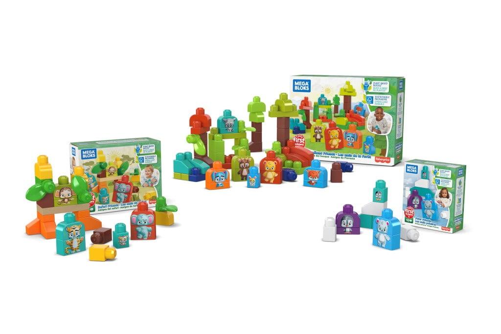 Los plásticos de origen biológico se van afianzando en la industria de juguetes