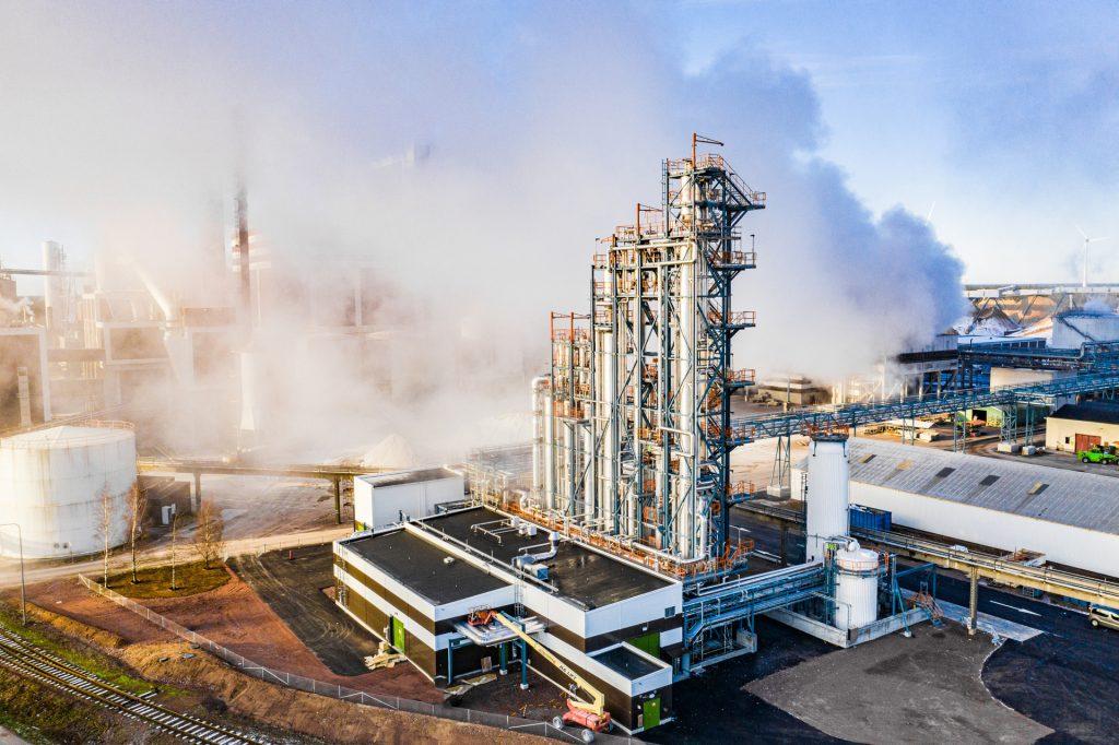 "Empresa danesa elabora biodiesel ultra ""Bio"""