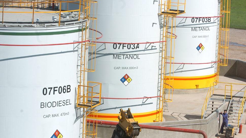 Biodiesel, un combustible seguro