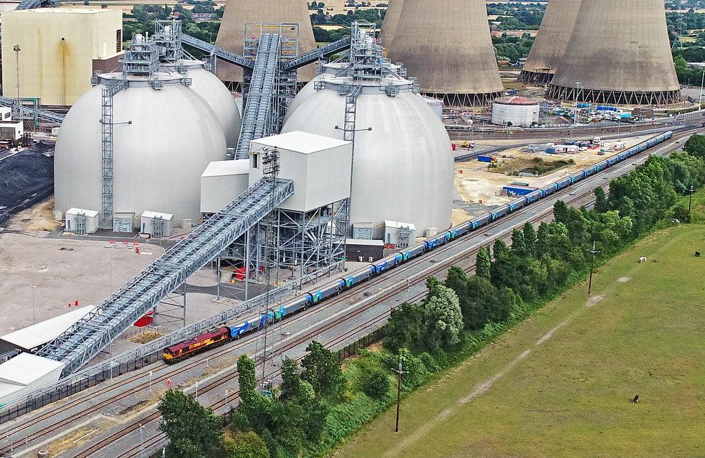 La central eléctrica Drax abandona definitivamente planes de gas natural y acelera proyecto de biomasa con captura de carbono