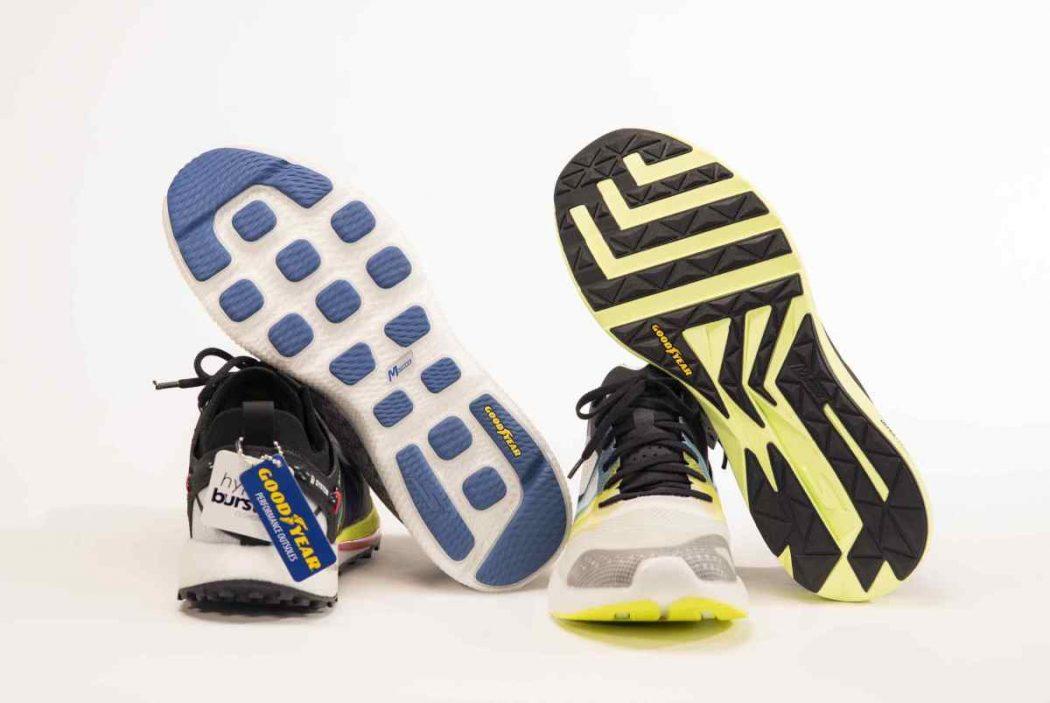 De la mano del aceite de soja, Goodyear ingresa en el negocio del calzado