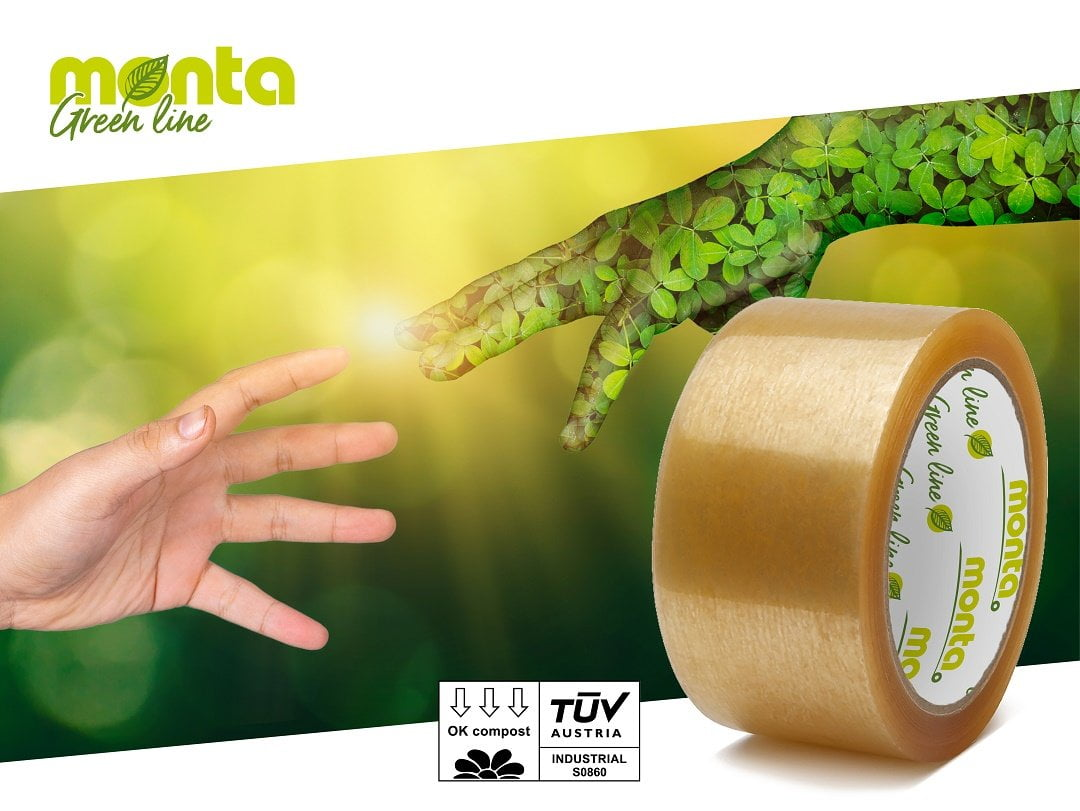Alemania: lanzan cinta adhesiva compostable para abordar el packaging sustentable