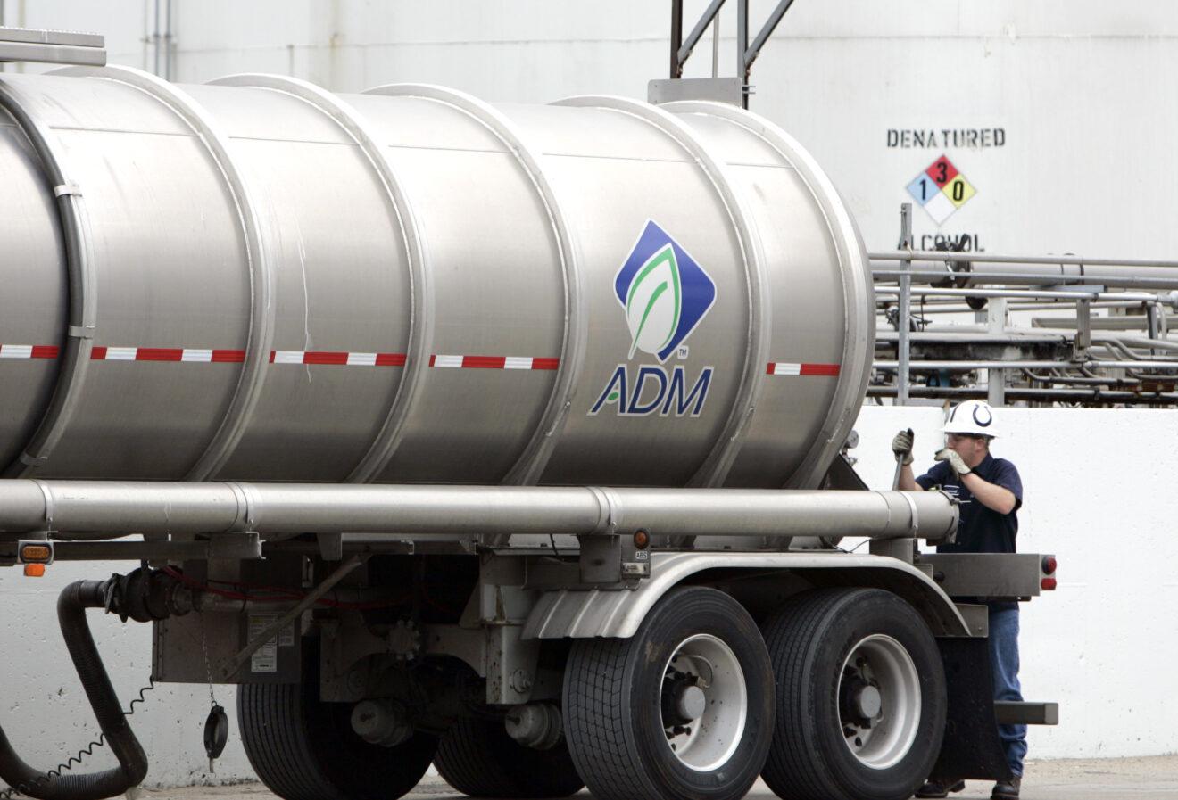 ADM y una fuerte apuesta a los biocombustibles para reducir sus emisiones de GEI