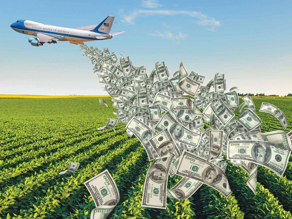 EEUU: Farmers reciben subsidios de hasta U$S 250.000 por productor para afrontar la crisis