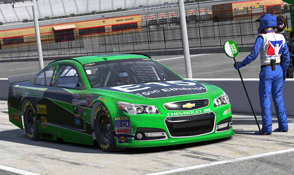 Por qué los pilotos de autos de carreras prefieren usar etanol