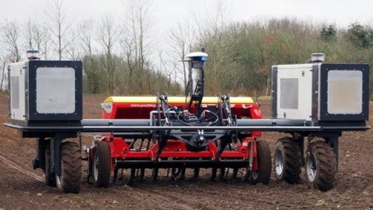 Proyecto para hacer robots agrícolas más inteligentes