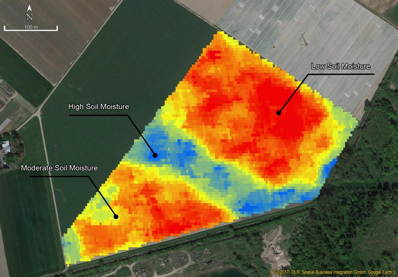 La agricultura de precisión cultiva nuevos modelos de negocios