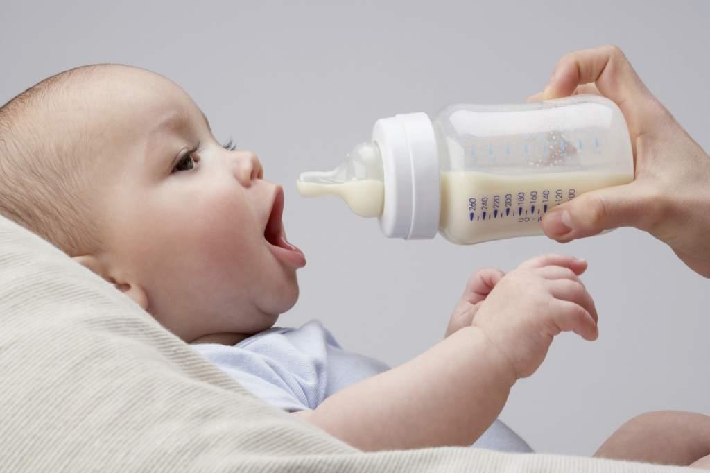 Los lácteos cultivados en laboratorio a punto de ensachetarse