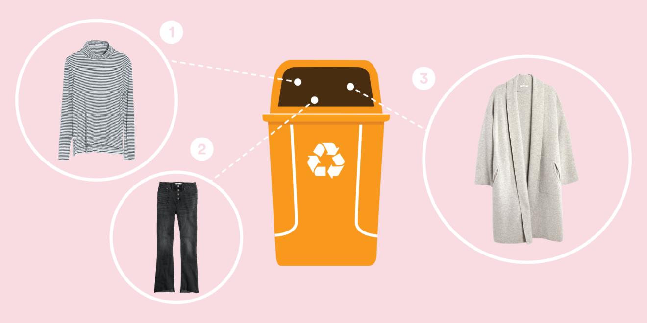 Reciclar está de moda
