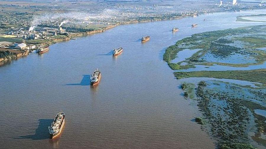 Hidrovía: ¿cómo afecta la bajante del Paraná a las operaciones de exportación?