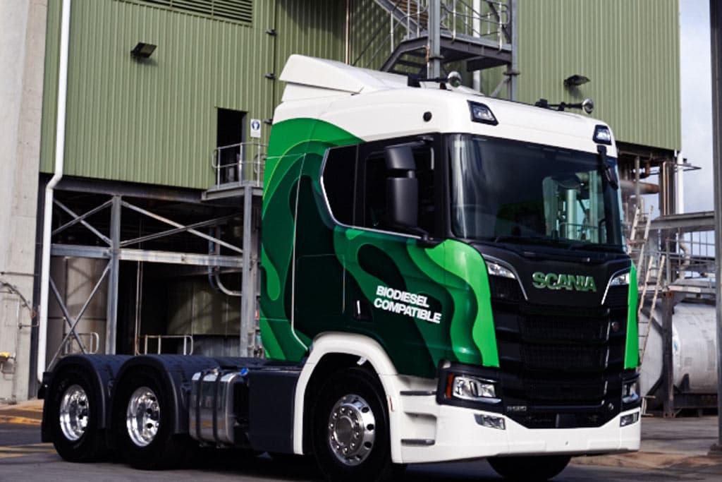 Scania respalda a los biocombustibles y promueve el desarrollo de la bioecomía