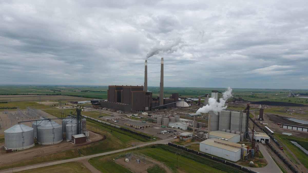 La energía de los rastrojos podría ser la solución para una destilería de etanol en EEUU