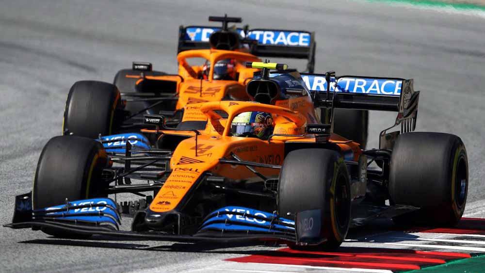 La fibra de carbono renovable debuta en la Fórmula 1