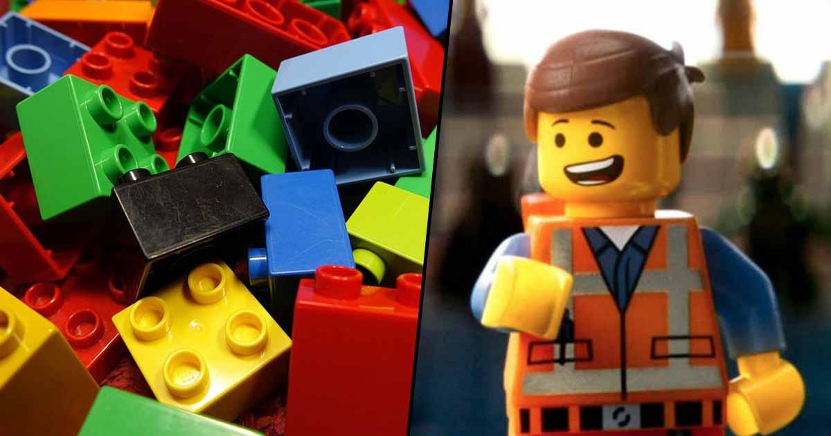LEGO presentó el primer ladrillito producido con plástico reciclado