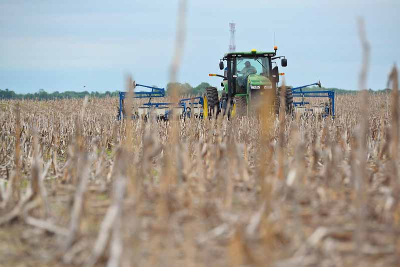 Productor de Iowa obtiene una fortuna por capturar carbono para una empresa tecnológica de Canadá