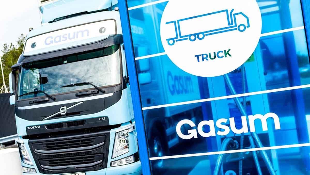Volvo Trucks y una apuesta por el biogás licuado
