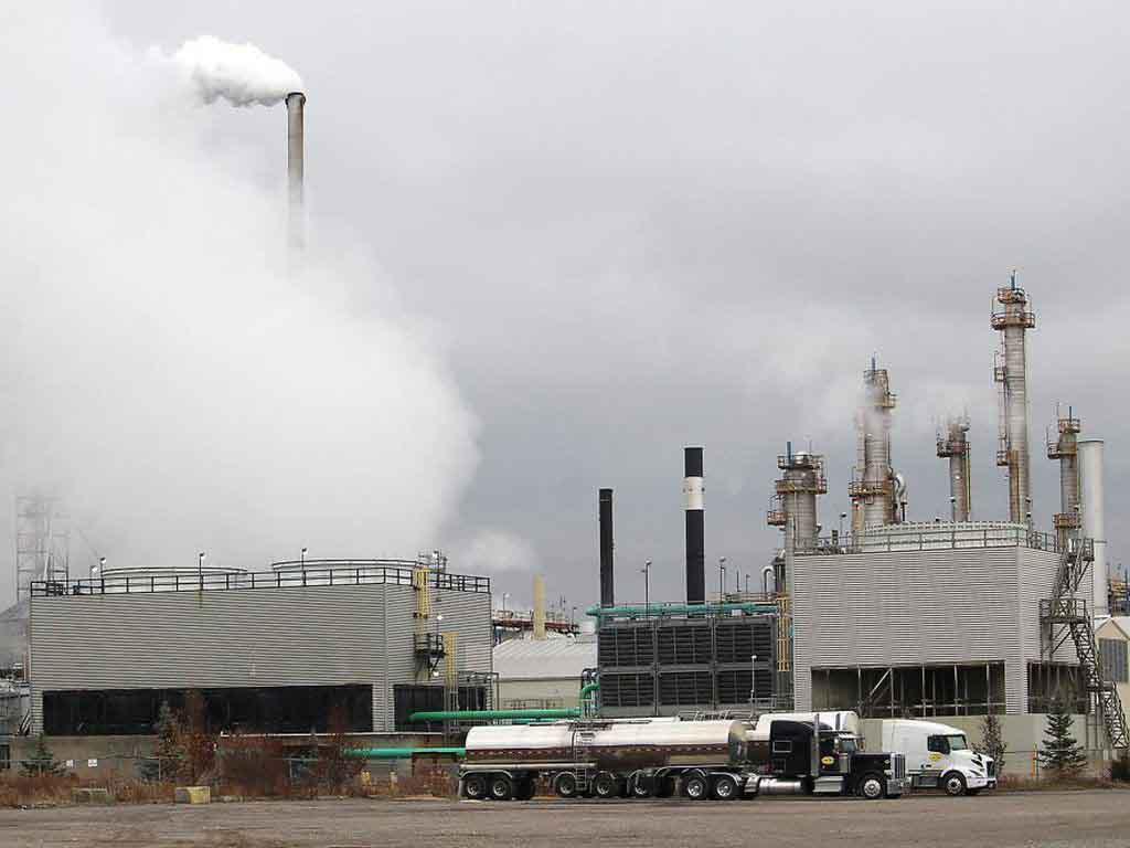 Para combatir el cambio climático, la provincia de Ontario lleva el corte de bioetanol al 15%