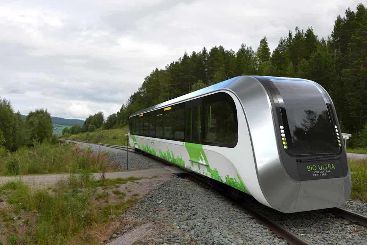 El Reino Unido apuesta a recuperar ramales con trenes impulsados con biogás