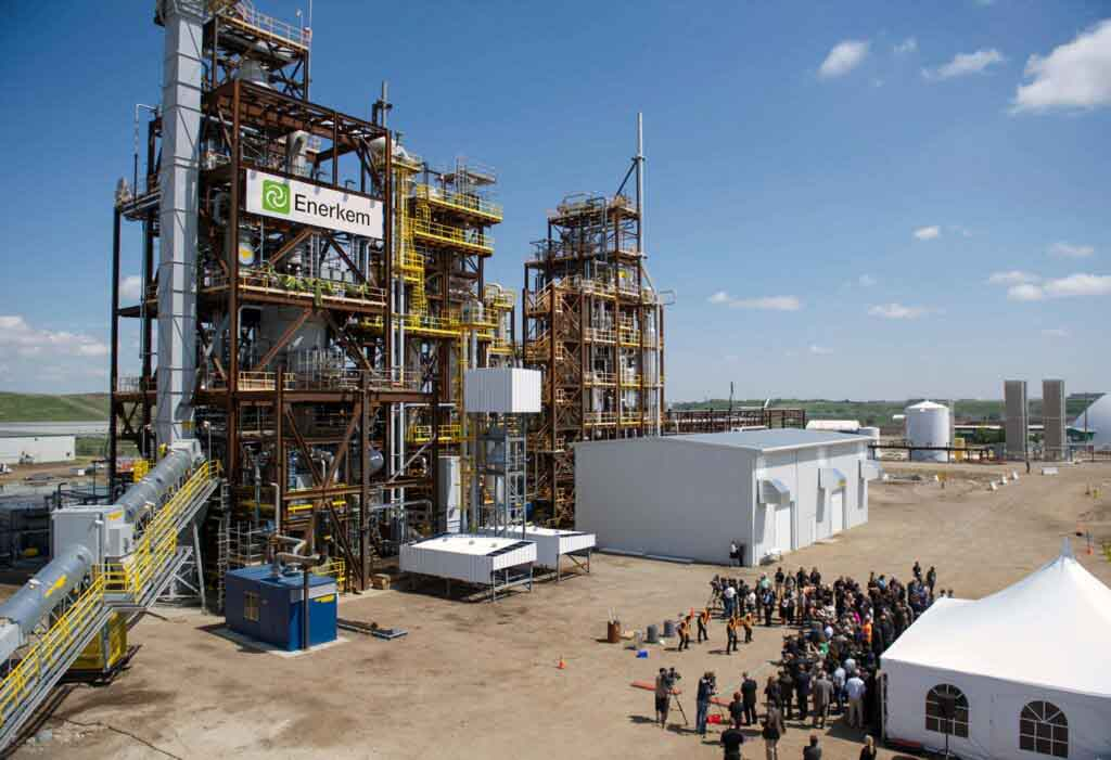 Shell invierte en la primera planta que convertirá residuos en biocombustibles en Quebec