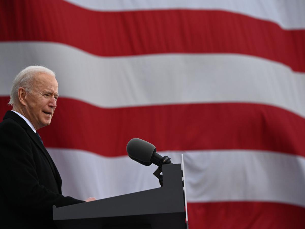 Biden firmó la orden ejecutiva para que Estados Unidos se reincorpore al acuerdo climático