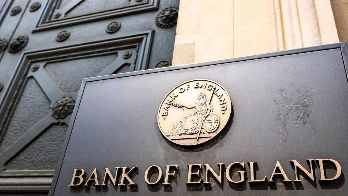 El Banco Central de Inglaterra le dijo a los bancos y empresas que se preparen para un precio altísimo del carbono