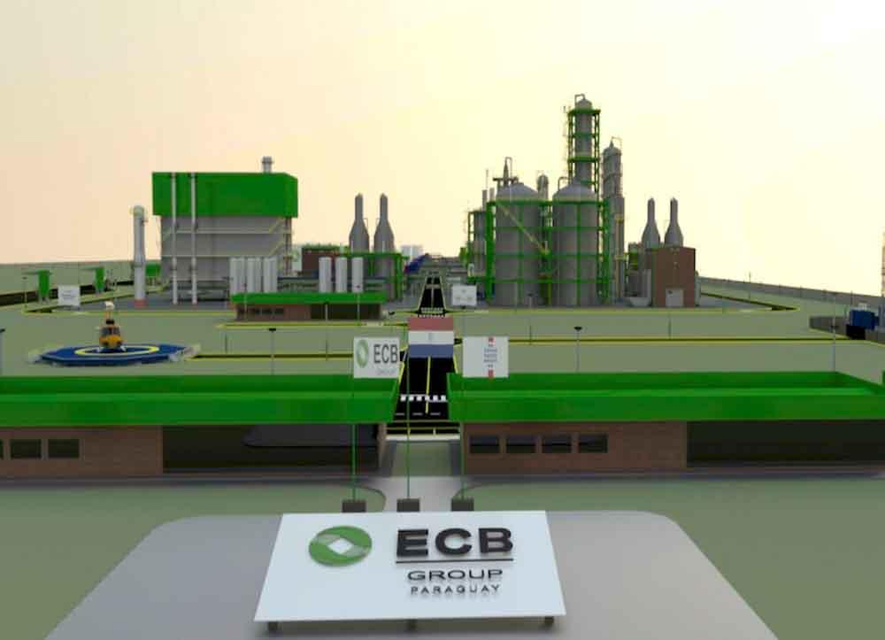 Paraguay: Shell comprará a Omega Green 2.500 MM de litros de biocombustible, BP 1.000 MM