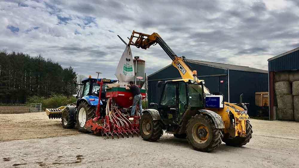 La granja escocesa que se ha convertido en un modelo de sostenibilidad