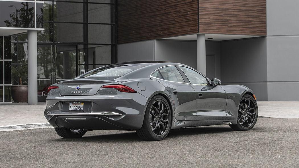 Karma: el fabricante de automóviles eléctricos de lujo que apuesta a los biocombustibles