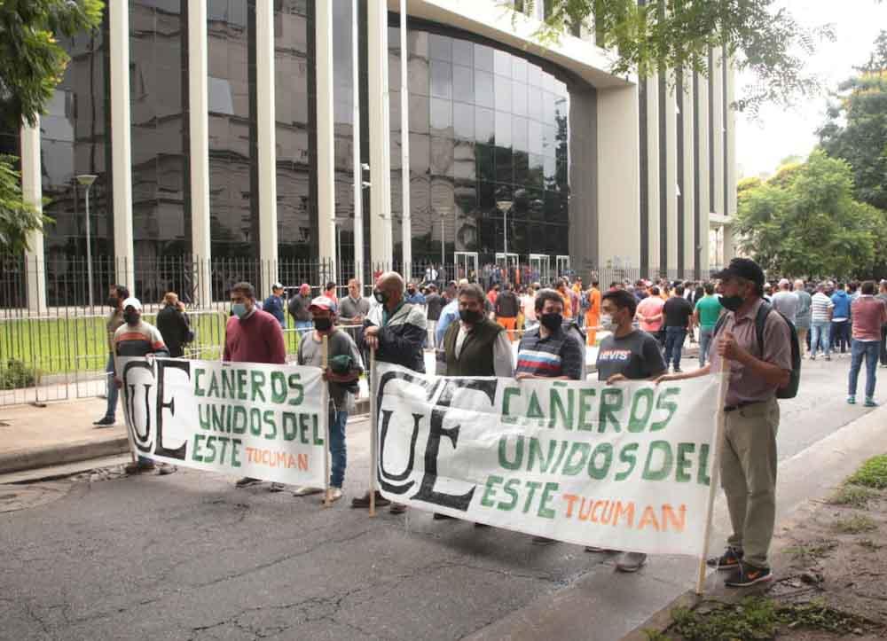 Tucumán se moviliza reclamando la prórroga de la Ley de biocombustibles