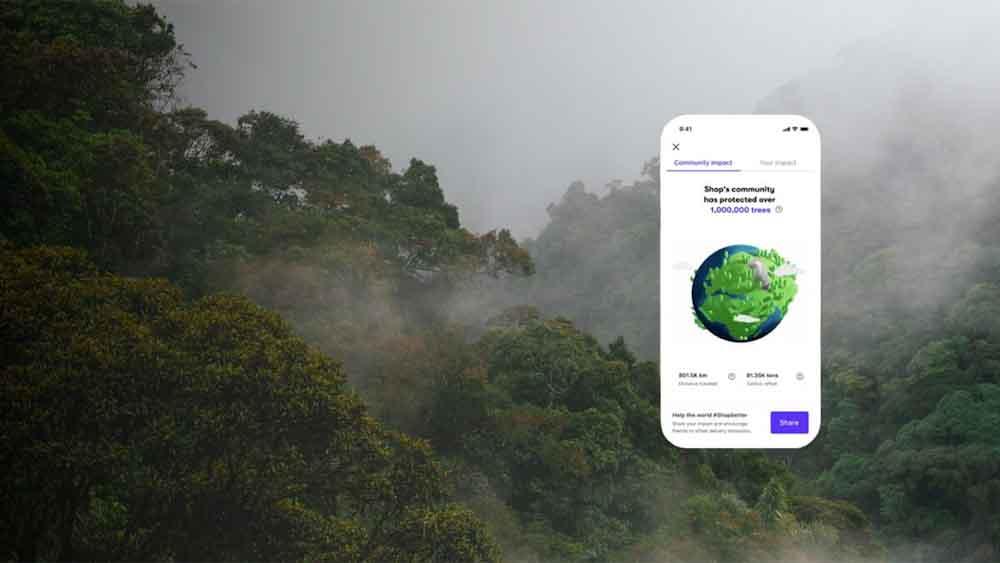 El boom de las app de compensación de carbono