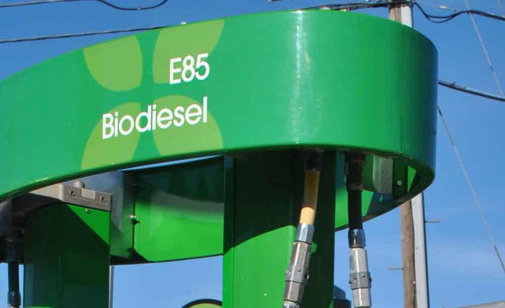 Un corredor de biocombustibles en el Midwest de EEUU