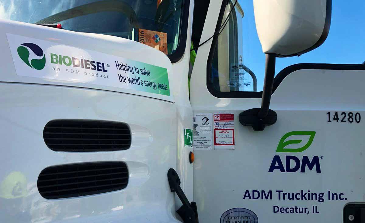 ADM sepulta otro mito sobre el biodiesel