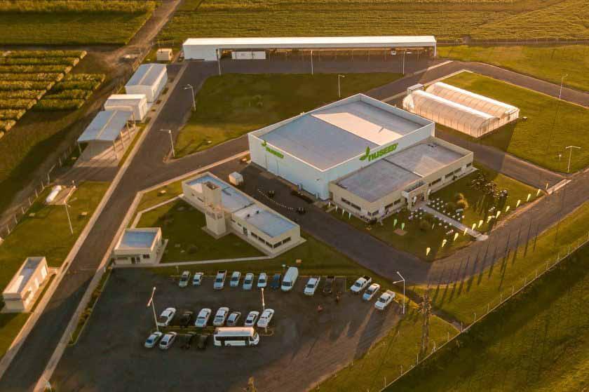 Nuseed inauguró un centro de innovación de clase mundial en Venado Tuerto