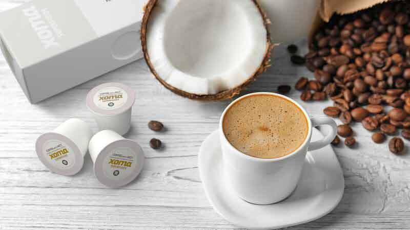 Cápsulas de café completamente compostables elaboradas con maíz y bambú son furor en Canadá