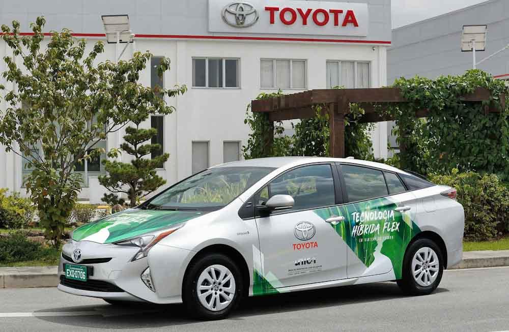 Brasil: fabricantes de automóviles trabajan para una movilidad sostenible con bioetanol