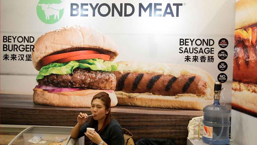 A un año de su desembarco en China, Beyond Meat inauguró una planta de última generación cerca de Shangai