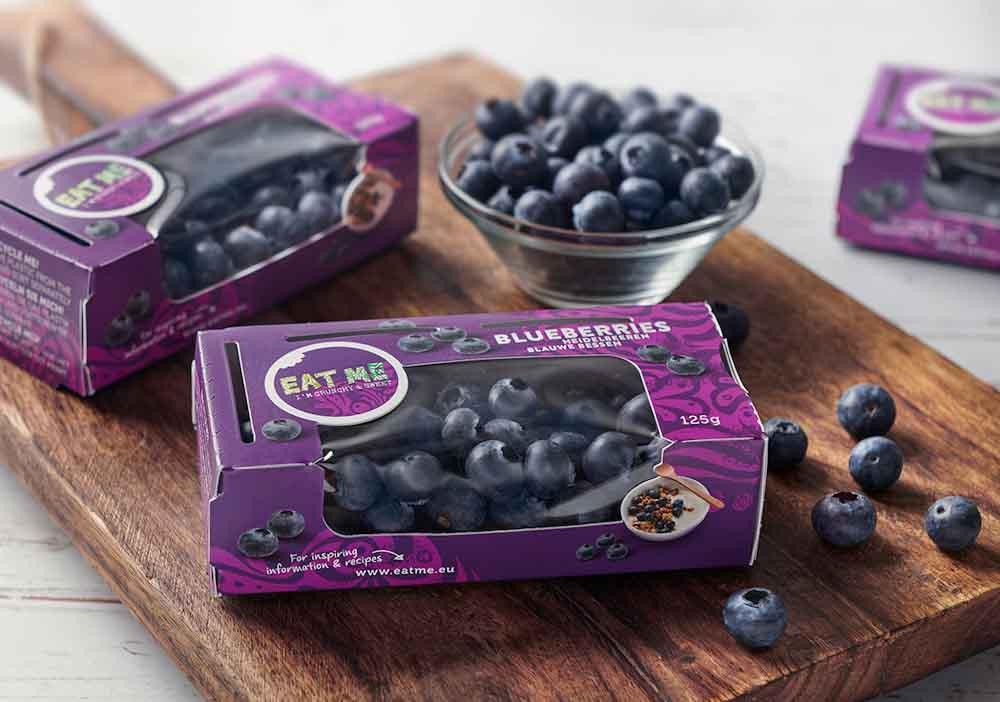 Berries Pride quiere revolucionar el comercio de frutas con embalajes prácticos y sostenibles