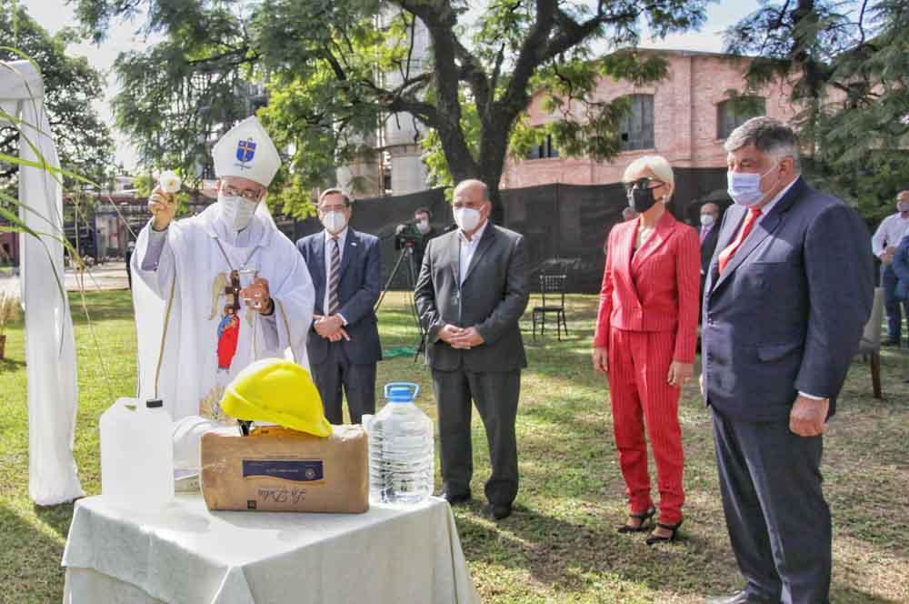 Con una ceremonia virtual, La Usina La Florida inició la zafra azucarera 2021