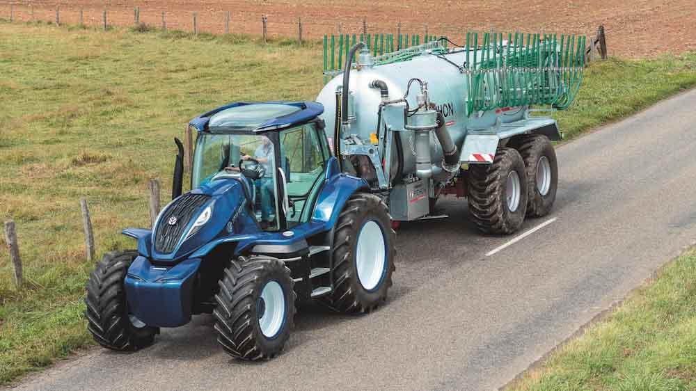 CNH refuerza su apuesta por el biometano