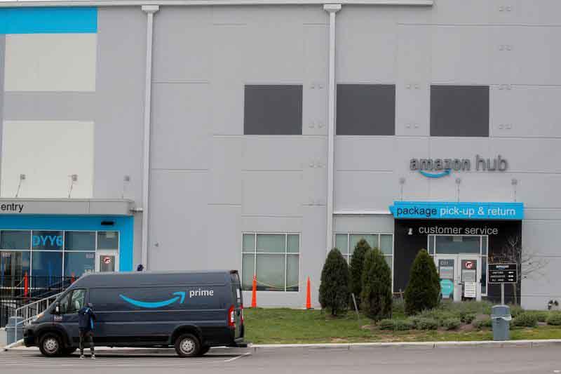 Amazon busca reducir sus emisiones en el transporte con biometano